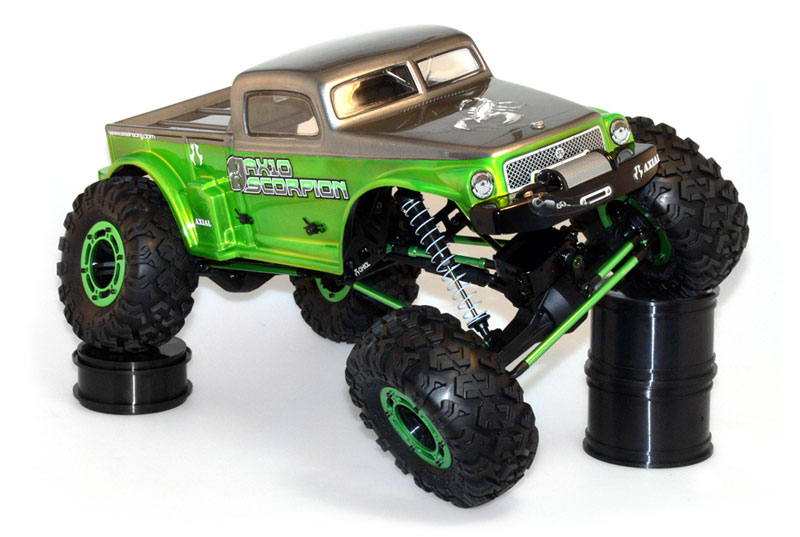 New Scout Rock Crawler