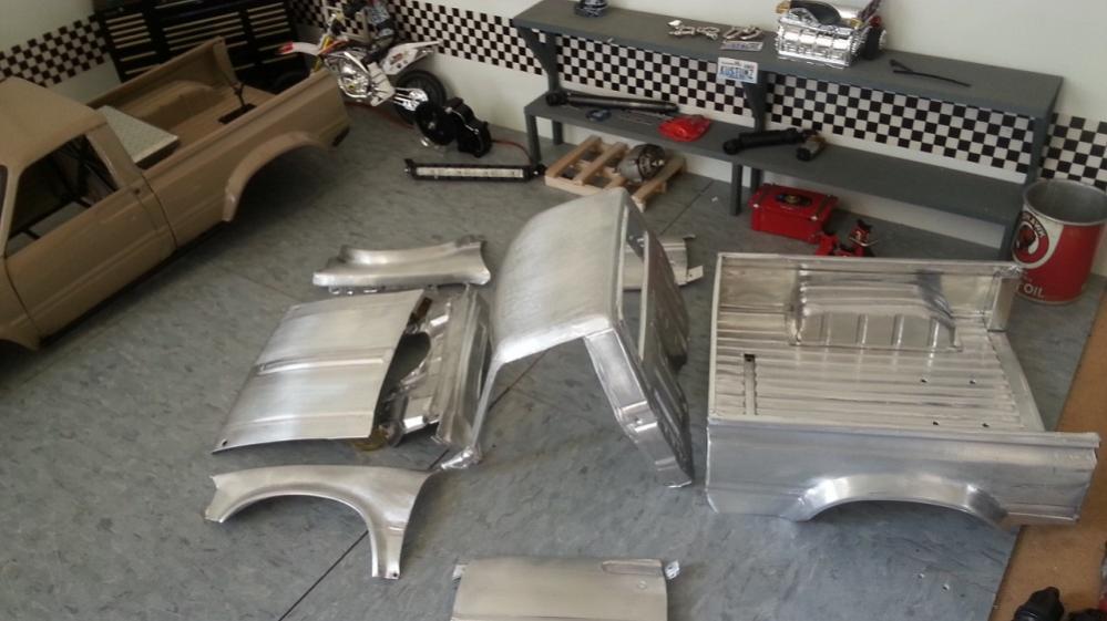 Toyota Of Grand Rapids >> metal body toyota scaler build - RCCrawler
