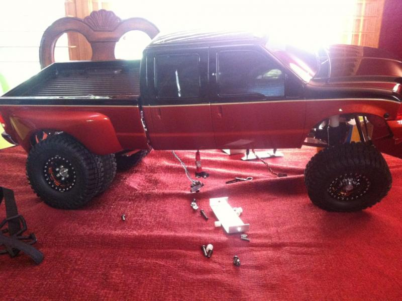 rc ford f350 forum