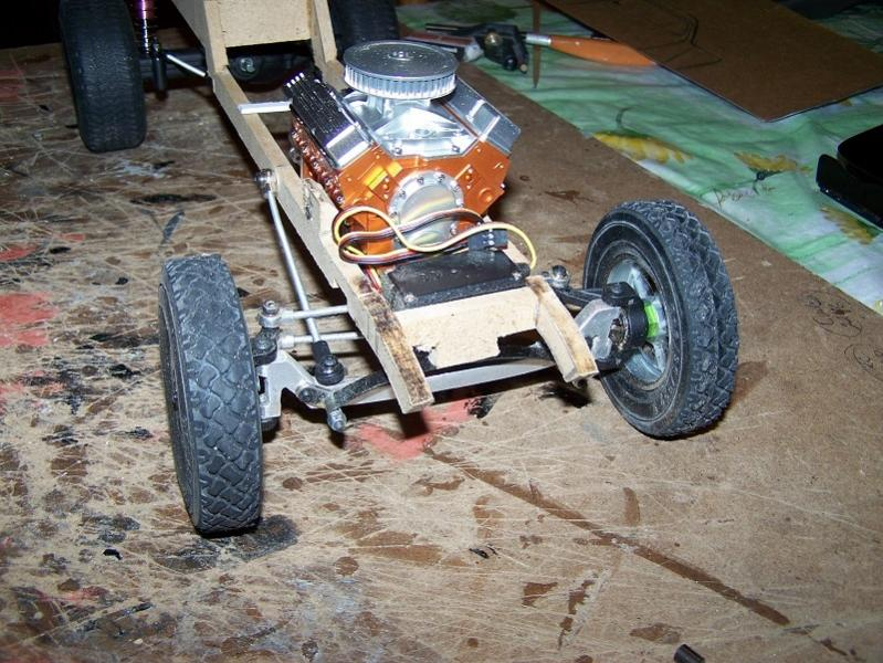 Build my chevy autos post for Protean electric motor for sale