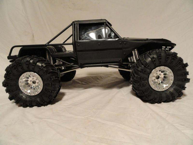custom rc monster trucks with 405535141417931628 on Rc Clod Buster Kit 58065 also Monster Truck 6x6 likewise Kevs Bench We Need More Injection Molded Bodies also Spec Trophy Truck Class 6100 2 moreover Red Bull Helmet Stickers.