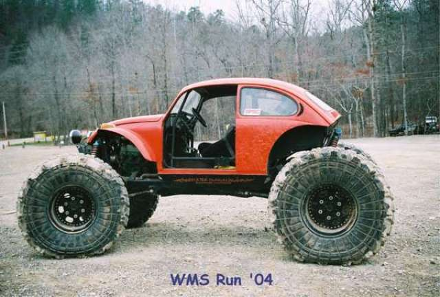 Bug Rock Crawler : Quot the scale beetle class ttc rig rccrawler