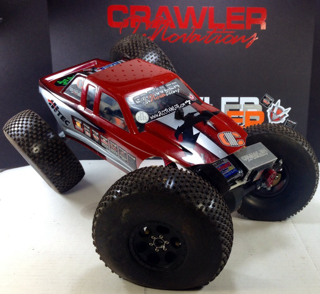 T1E AX-10 Moon Buggy build by Crawler Innovations - Page 9 ...
