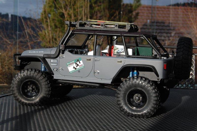 Axial Jeep Wrangler Rubicon : Rubi con arni axial jeep wrangler unlimited rubicon