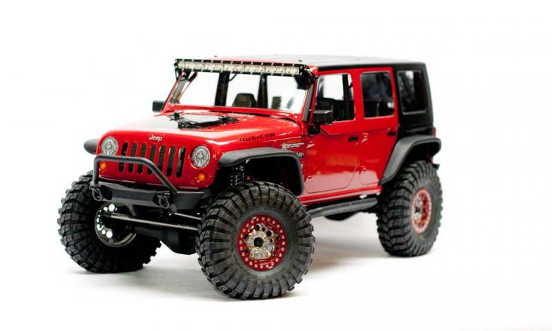 Axial Scx10 2012 Jeep Wranger Unlimited Rubicon Kit Html