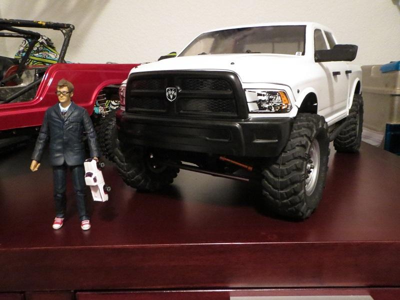 Body Power Power Wagon Body Custom
