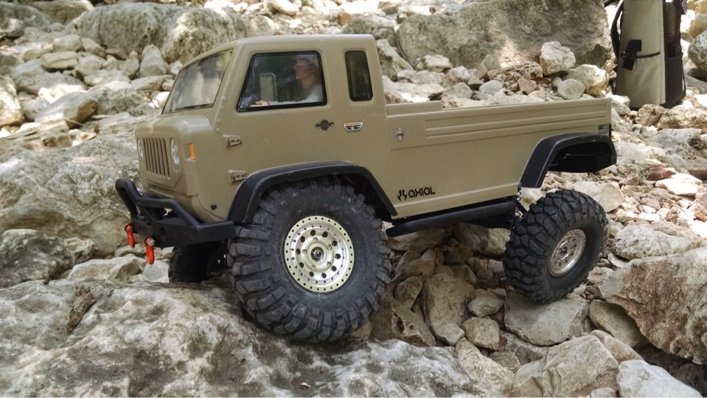 New Axial Bodies Page 4 Rccrawler