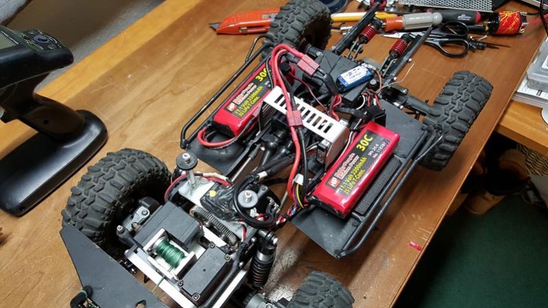 Toyzuki Build    Finally - RCCrawler