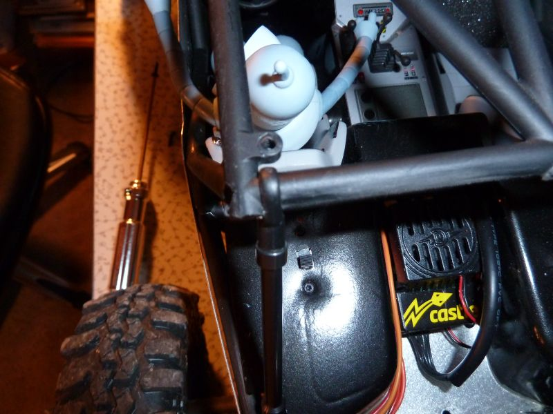 Wraith Half Roof Pictures Rccrawler