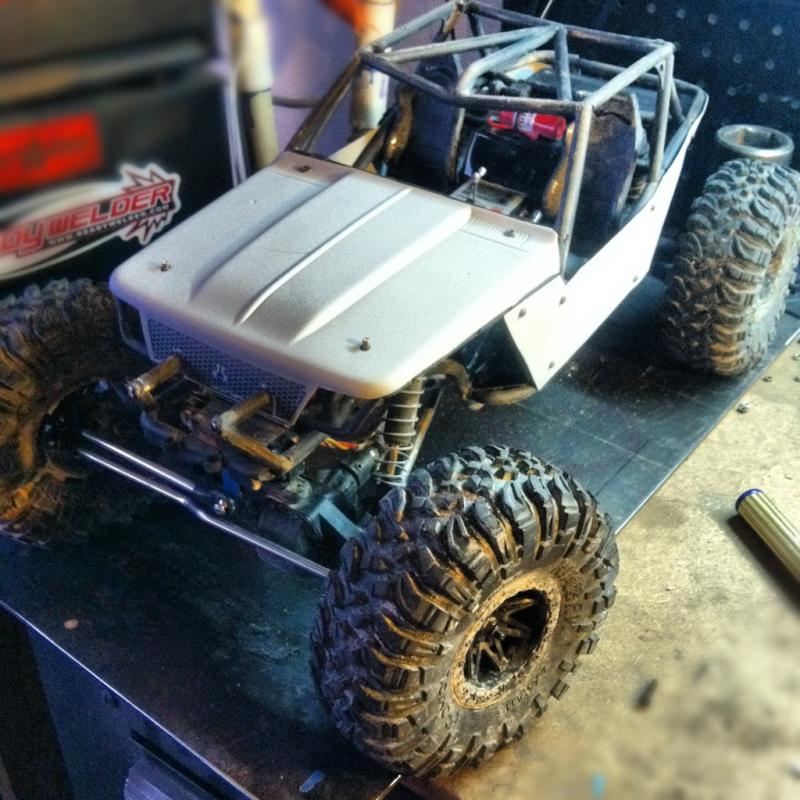 Diesel S Cookie Cutter Plastic Truck Page 3 Rccrawler