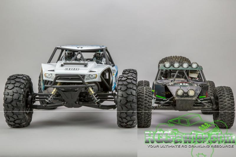 axial yeti comparison to vaterra twin hammers discussion rccrawler