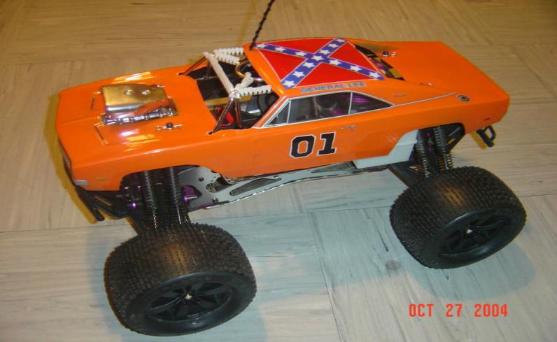 General Lee RC Car - RCCrawler