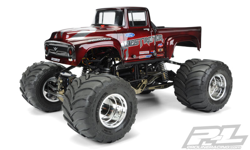 Axial Monster Truck? - RCCrawler