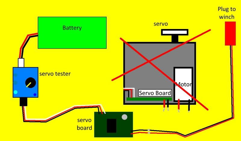 Manual Winch Controller Help