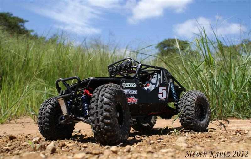King of Hammers Rigs