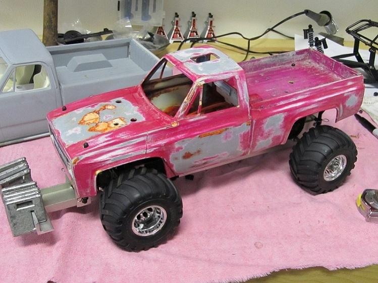 Rc Pull Trucks For Saleml