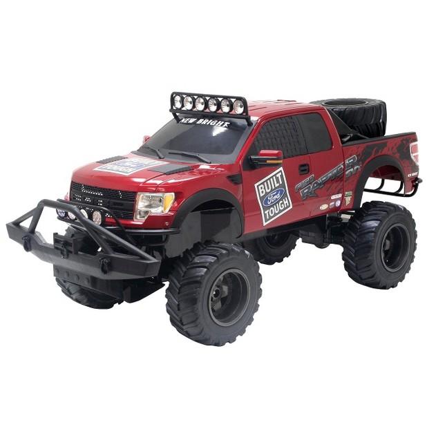 Newbright 1 6 Ford Raptor Rccrawler