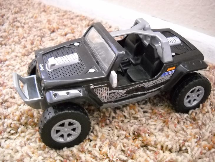 Jeep Hurricane Build Rccrawler