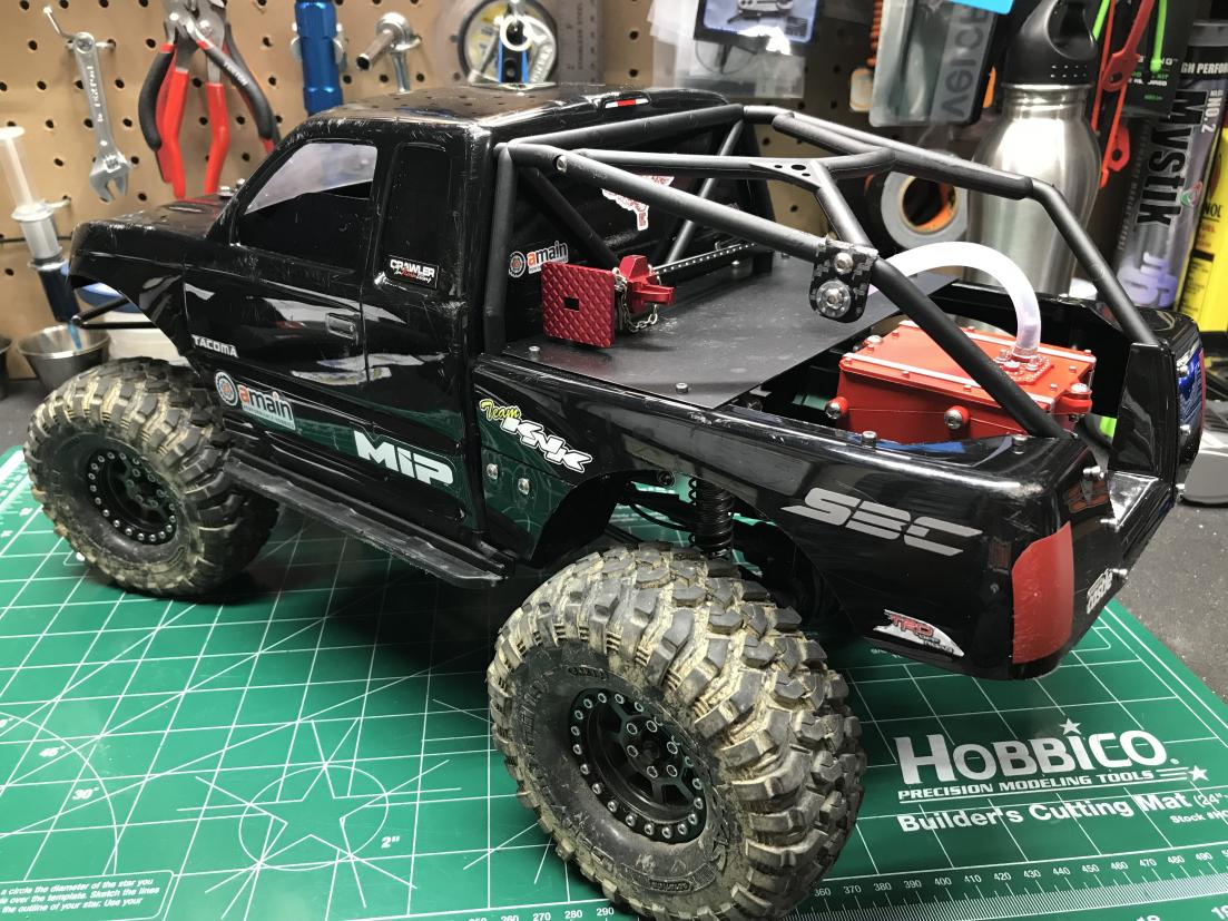 Different body for trx4 SPORT? - RCCrawler