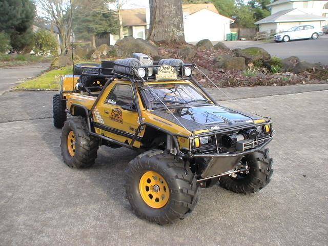 Subaru Brat Body What Truck Should I Put It On Rccrawler