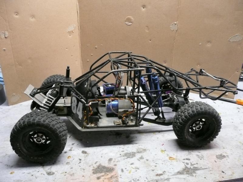 Szczerba\'s Trophy Truck Build.. With Videos - RCCrawler