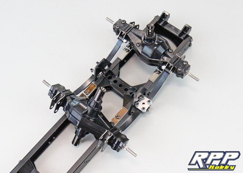 358707d1493669761 rpp hobby grand hauler 67 Tamiya Grand Hauler Kit Build – Part 3