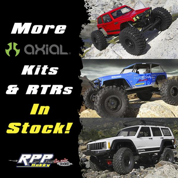 362457d1501884523 more axial stock 600 More Axial Racing Kits and RTRs   In Stock!