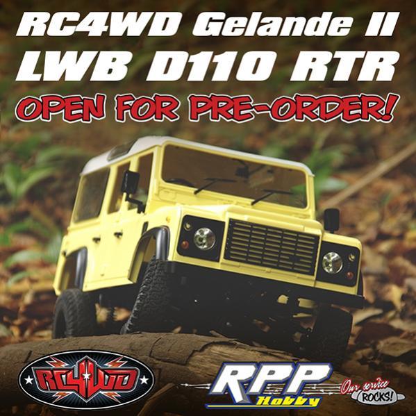 363808d1504123584 rc4wd gelandeii preorder 600 RC4WD Gelande II LWB D110 RTR   Open for Pre Order!