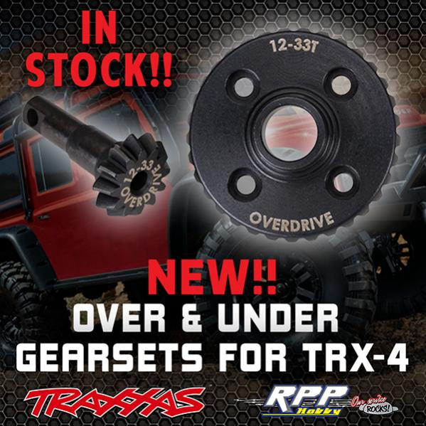 369573d1518651921 traxxas trx over undergearset stock 600 In Stock   Traxxas Over & Under Gearsets For TRX 4!