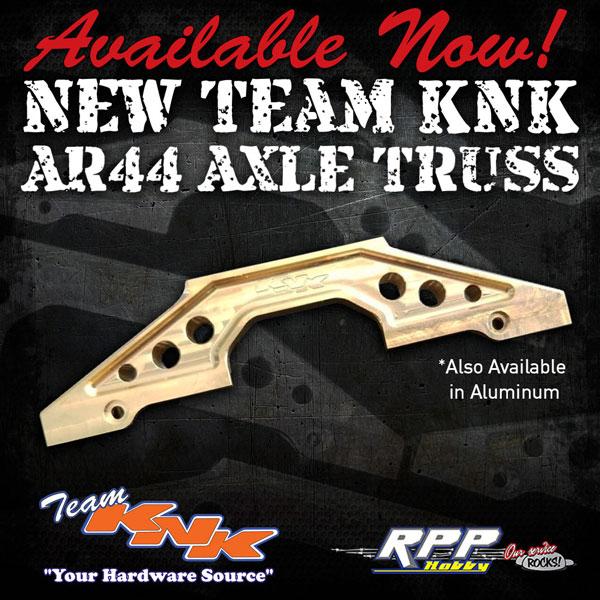373250d1529424440 teamknk ar44axletruss available 2 600 💥Available NOW the NEW Team KNK AR44 Axle Truss!