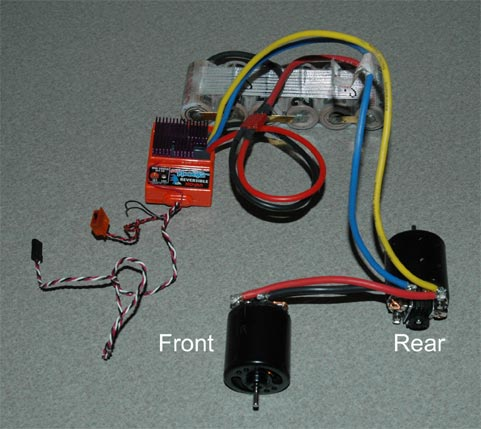 rc esc wiring rc wiring diagram and circuit schematic