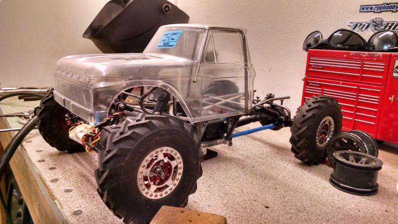 RCCrawler Forums - 66 Ford