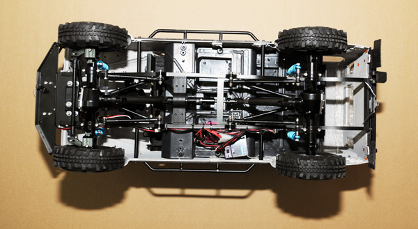 Rc4wd S Defender 110 Rccrawler