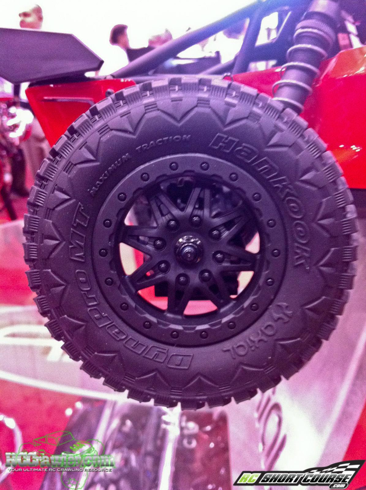 Axial Exo Tire : Rcc exclusive axial exo ax rccrawler